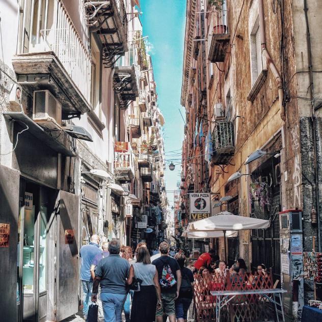 Napoli- alberto fiumicino