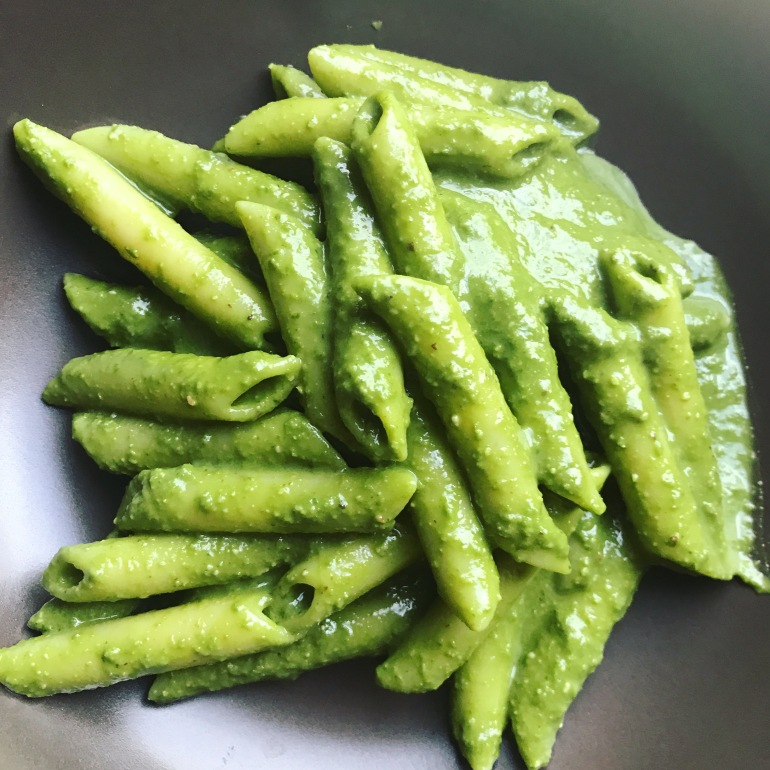 Ricetta_Pesto_Light